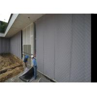 Buy cheap Temporary Acoustic Fencing Design By Acoustic Engineers Light Duty design Easy to assemble and disassemble from wholesalers