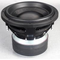 Buy cheap Db Drag SPL Competition Subwoofers , SPL 15 Inch Subwoofer Non Pressed Paper Cone product
