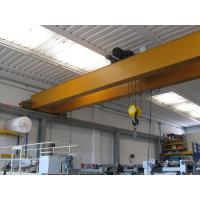 Buy cheap High Efficiency Bridge Gantry Crane , Overhead Lifting Equipment Stepless Frequency Control from wholesalers