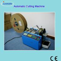 Buy cheap Automatic heat shrink tubes cutting machine, shrink tube cutter from wholesalers