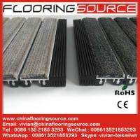Buy cheap Aluminum Entrance Flooring Architectural Building Matting Outdoor and Indoor Entrance from wholesalers