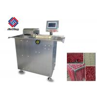 Buy cheap Electric Sausage Processing Equipment Automatic Sausage Linker Machine CE Approval from wholesalers