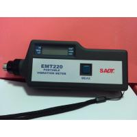 Buy cheap Accurate Portable Vibration Meter Digital With Temperature Measuring from wholesalers