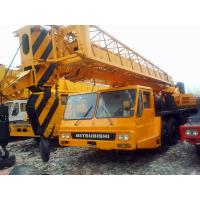 Buy cheap used tadano cranes,used japan truck cranes,50t mobile cranes from wholesalers