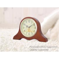 Buy cheap Well Crafted Good Quality Business Home Decoration Table Clock, Personalized Logo, Support Customization product