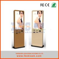 Buy cheap 46 Inch Advertising outdoor touch screen kiosk / self service interactive information kiosk from wholesalers