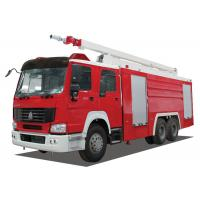 Buy cheap Inter Cooling Engine Fire Rescue Vehicles from wholesalers
