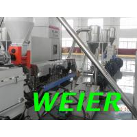 Buy cheap WPC Wood And Plastic Pelletizing Machine For Granules With CE Aprroved from wholesalers