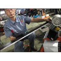 Buy cheap High Efficiency Handheld Chamfering Machine Smooth Finish Stable Operation from wholesalers