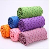 China microfiber yoga towel yoga mat towel on sale