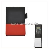 Buy cheap Sell memo pad notebook gift diary calculator printed logo from wholesalers