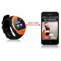 Buy cheap Sync calls and messages bluetooth smart phone watch from wholesalers