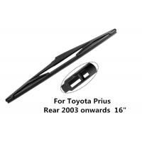 Buy cheap 16 Inch Toyota Prius Wiper Blades For Back Windows UV Resistant from wholesalers