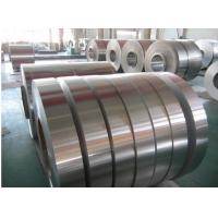 Buy cheap Customized Dry Type Aluminum Sheet Coil For Transformer With Round Edge from wholesalers