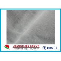 Buy cheap Non Irritating biodegradable Spunlace Nonwoven Fabric For Medical And Sanitary Products from wholesalers