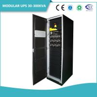 Buy cheap Hot Swappable Commercial Ups Battery Backup , Uninterrupted Power System Strong Overload Capacity from wholesalers