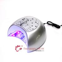 Buy cheap 30W CCFL&LED NAIL UV Lamp(CCFL12W + LED 18W ) from wholesalers