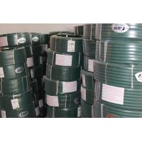 Green Round Belts Polyurethane Drive Belt Transmission ROHS Approved