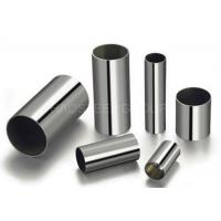 Buy cheap Weld Seamless Stainless Steel Tubing Round Shape With Corrosion Resistance from wholesalers