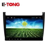 Buy cheap QUAD CORE 2 DIN FOR 10.1 VOLKSWAGEN POLO GPS CAR PC PLAYER WITH STEERING WHEEL WIFI 3G BT from wholesalers