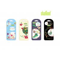 Happy Hour Scent Paper Personalised Air Fresheners Not Vehicle Specific