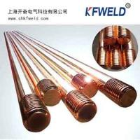 Buy cheap Copper Clad Steel Grounding Rod, diameter 14.2mm, 5/8. length 1500mm, with UL list from wholesalers