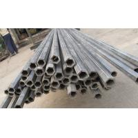 Buy cheap ASTMA1045 Perforated Hexagonal Hollow Steel Tube / Thick Wall Steel Pipe from wholesalers