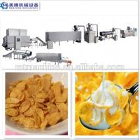 Buy cheap Breakfast  snack Corn Flakes/corn snack  Making Machine/processing line from wholesalers
