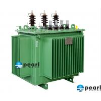 Buy cheap Hermetically Sealed , Compact Size , Oil Distribution Transformer , Auxiliary Transformer , 10.5KV - 3000KVA from wholesalers
