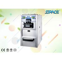 Buy cheap Tabletop Twin Twist Flavor Soft Ice Cream Machine For Home / Business Use product