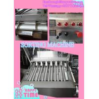 Buy cheap Small Stainless Steel Automatic  Capsule Inspection Machine 200000 Max from wholesalers
