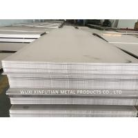 Buy cheap 300 Series Hot Rolled Stainless Steel Sheet 321 No.4 Finish SGS Certificated from wholesalers