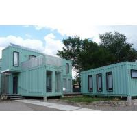 Buy cheap 20ft used shipping luxury home prefab container house for sale low cost and beautiful from wholesalers