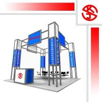 Exhibition Shell Scheme Suppliers : Trade show booth exhibition standard shell
