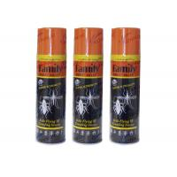 Buy cheap Aerosol Insects Killer Spray Natural Tetramethrin Bed Bug Insect Killer Spray from wholesalers