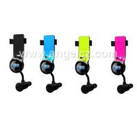 Buy cheap for iPhone 4G 4s Rotation Car Handsfree FM Transmitter from wholesalers