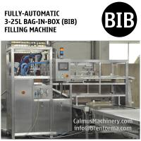 Buy cheap Fully-automatic High-speed BIB Bag Filling Machine Vitop Scholle Tap Bag in Box Filler from wholesalers