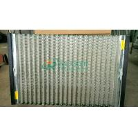 Buy cheap High efficiency 1050*695mm PMD FLC500 oil vibrating sieving screen/API shale shaker screen from wholesalers