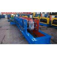 Buy cheap Q195-235 Metal Roof Roll Forming Machine / Ag Panel Roll Former With 17 Forming Roller from wholesalers
