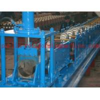 Buy cheap Rainwater Half Round Seamless Gutter Machine Water Gutter Cold Roll Forming Line from wholesalers