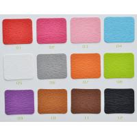 Buy cheap Hot stamped Synthetic leather for Ipad Case/Gift Boxes/ Book Binding/NotebookCover/Wine Box/Diary Cover from wholesalers