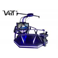 Buy cheap Amusement Equipment Virtual Reality Game Machine With Interactive VR Games For Entertainment from wholesalers