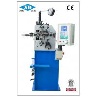 Buy cheap Convenient Mechanization Torsion Coil Spring Machine With Servo Motion System from wholesalers