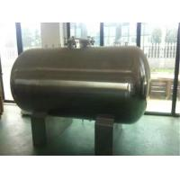 Buy cheap Cooling Water Tank Natural Ingredients Stainless Fermentation Tank ss304 / ss316 product