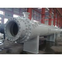 Buy cheap Nickel Alloy C71500 Clad Shell Tube Heat Exchanger for Gas Industry from wholesalers