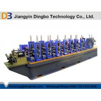 Buy cheap Perforated ERW Steel Tube Mill Equipment Welded Pipe Making Machine from wholesalers