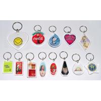Buy cheap 2012 newest fashion keychain metal from wholesalers