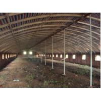Buy cheap Reusable Qualified Safety And Utility Fabricated Steel Chicken Shed Systems from wholesalers
