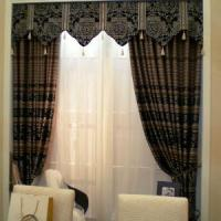 Buy cheap Ready Made Curtain-Delicate Blackout Curtain (BY09062) from wholesalers