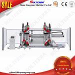 Buy cheap Aluminium Windows CNC Four Corner Crimping Machine LZJ4-CNC-3000 from wholesalers